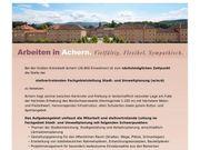 Stellvertretende Fachgebietsleitung Stadt- und Umweltplanung