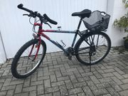 City Mountainbike Herren Damen Fahrrad
