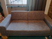 Couch 2-Sitzer 180cm breit gut