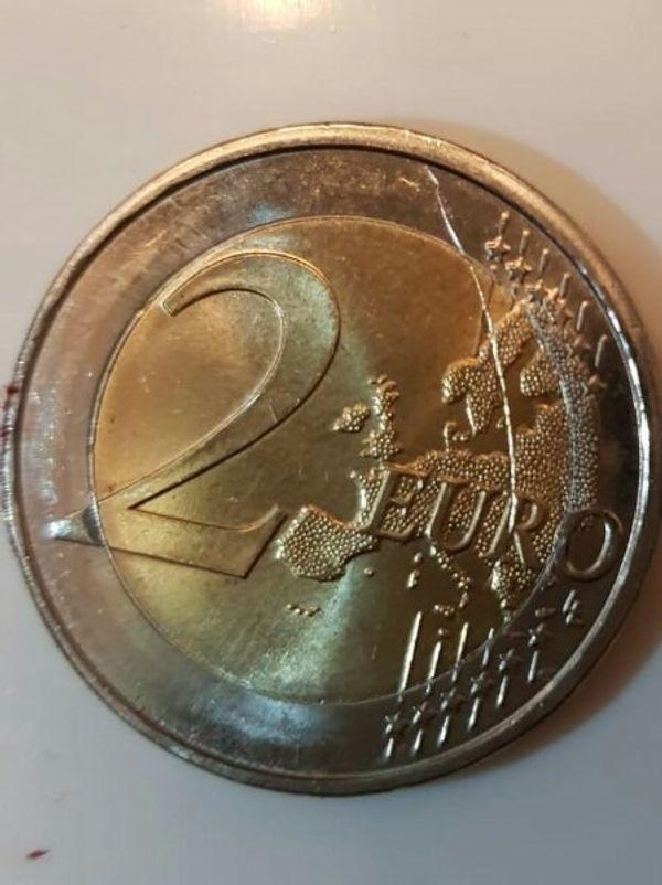 2 euro münze fehlprägung absolutes