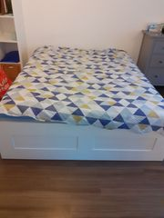 IKEA large bed mattress