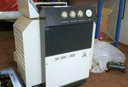 Hochdruck-Atemluftkompressor Hamworthy SV280-300