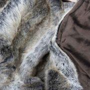 Webpelzdecke Chinchilla von Eskimo 130x170