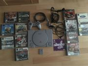 1 Sony Playstation 1 incl