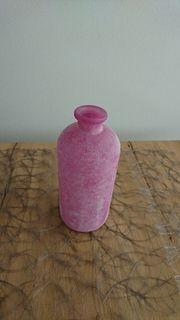 Glasvase Dekoflasche