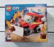 Lego City Löschfahrzeug