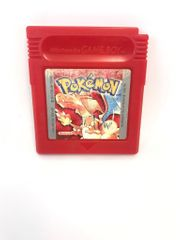 Nintendo Gameboy Pokemon rote Edition