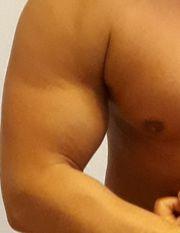 Amateur Bodybuilder sucht mollige Sie