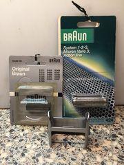Kombipack für elektrische Braunrasierer 5424