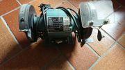 Doppelschleifmaschine Schleifbock Metabo Typ DS-125
