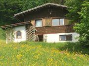 Österreich Vorarlberg Ferienhaus ober der