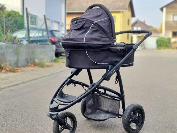 Kinderwagen Quinny Speedi-Set Travelsystem 2