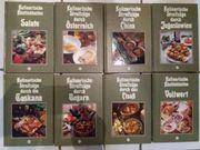 Kochbücher Kulinarische Streifzüge