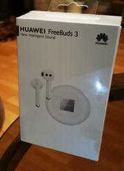 HUAWEI FreeBuds 3 - original eingepackt