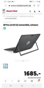 HP Pro x2 612 G2 -
