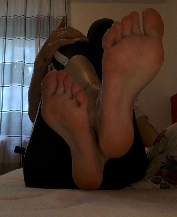 Meine göttlichen Füße