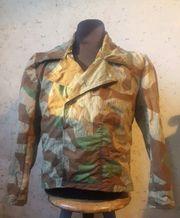 wehrmacht Uniform Jacke Original Camo