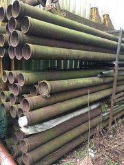 Stahl Rohre 150mm 5m L