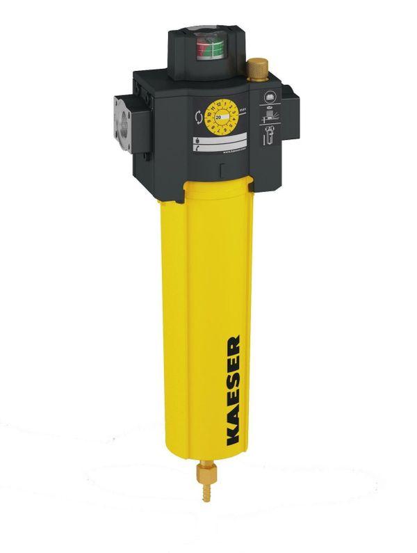 KAESER-Kompressor Druckluftstation SXC6-11 inkl Mikrofilter
