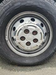 Fiat Ducato Reifen
