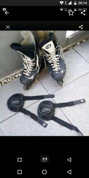 Inline Skates Ellenbogen Schoner in