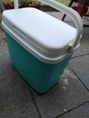 Tragbare Kühlbox in Türkis zvk