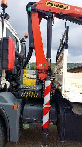 Traktoren, Landwirtschaftliche Fahrzeuge - DGUV Prüfung von LKW Lade -
