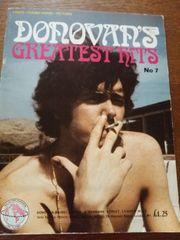 Donovan Notenbuch 1969