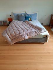 Ikea Bett 6 Monate alt