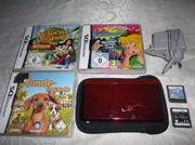 Nintendo 3DS Original Konsole ROT
