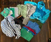 Kleiderpaket 98 104