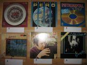 Verschiedene Schallplatten LP