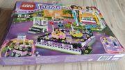 Lego Friends Kirmes mit Aufbauanleitung