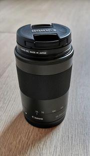 Canon Eos EF-M Tele-Objektiv 55