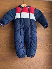 Kanz Schneeanzug Baby Gr 74-80