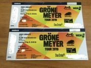 Herbert Grönemeyer Tumult-Tour 2x Stehplätze