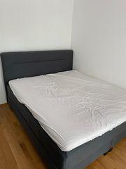 Ikea Boxspringbett Bett 180x200- Finnsness