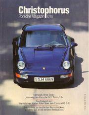 Christophorus Porsche Magazin Ausgabe 4