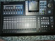 Tascam DP-32SD digitales portables Musikstudio