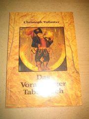 Das Vorarlberger Tabakbuch von Christoph