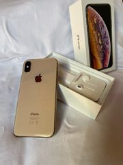 Neuwertiges IPhone XS 256gb Gold