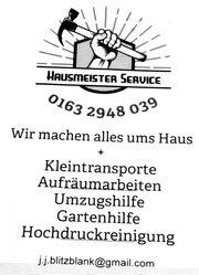 Hausmeister Service kostengünstige kleinere Reperaturen