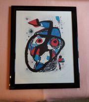 Kunstdruck von Miro