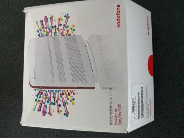 Vodafone EasyBox 803 gebraucht 1A