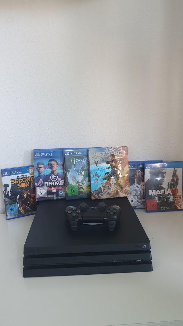 PS4 pro Account mit 25