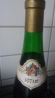 50jährige deutsche Weissweine