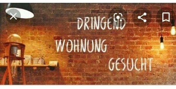 DRINGEND WOHNUNG GESUCHT