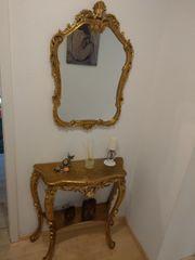 antiker Spiegelsatz