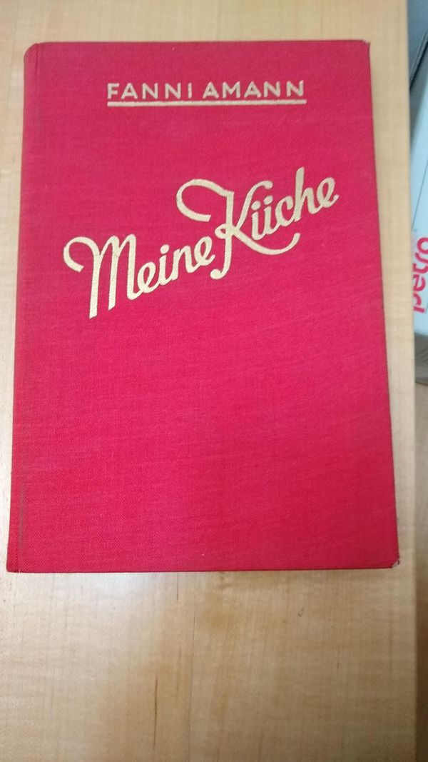 Fanny Amann Meine Küche Kochbuch
