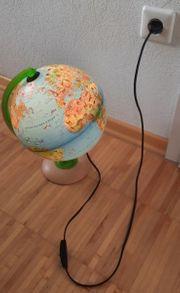 Globus mit Licht von Räthgloben